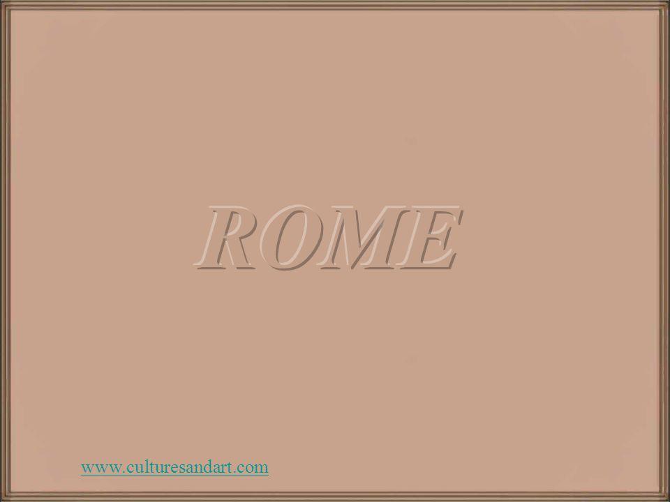 ROME www.culturesandart.com