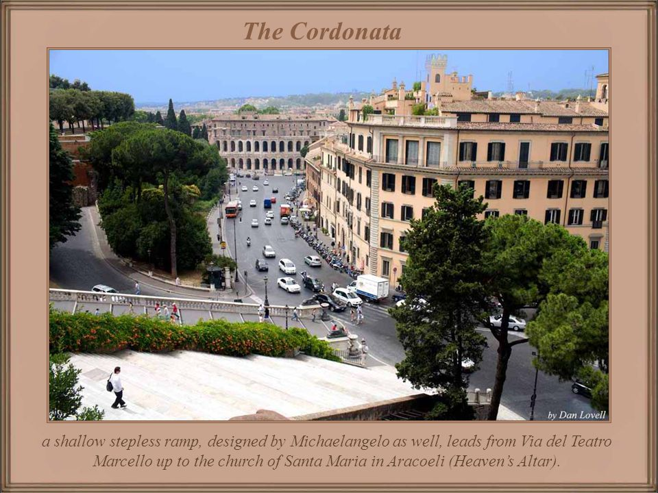 The Cordonata