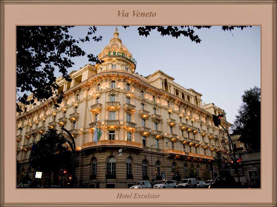 Via Veneto Hotel Excelsior