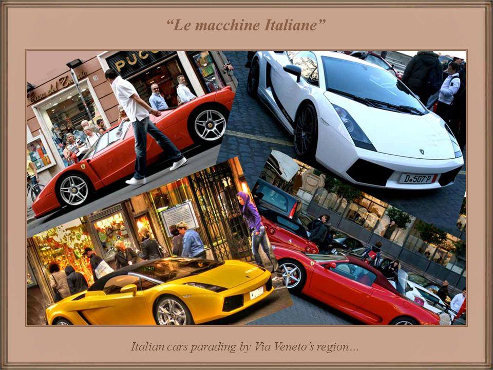 Le macchine Italiane