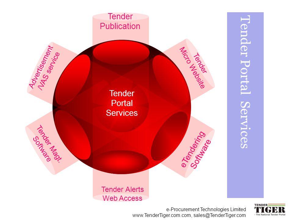 Tender Portal Services