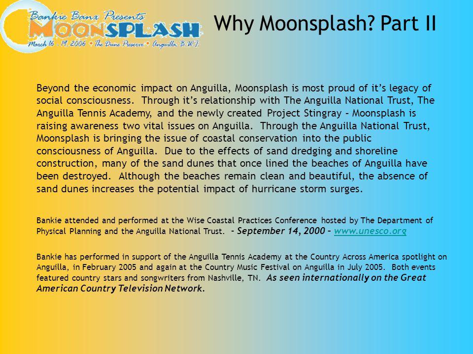 Why Moonsplash Part II