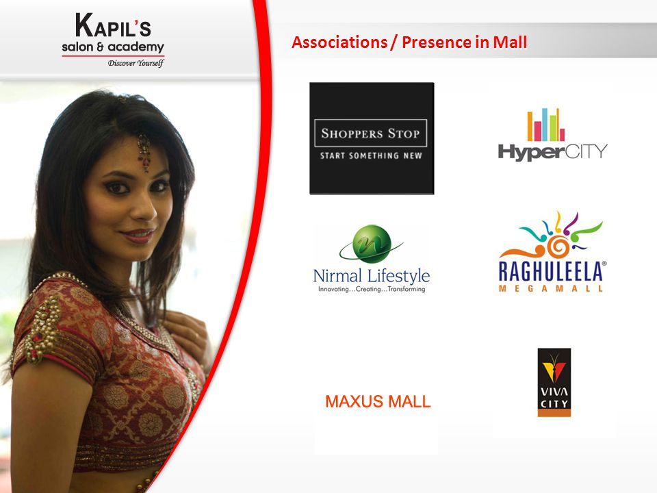 Associations / Presence in Mall