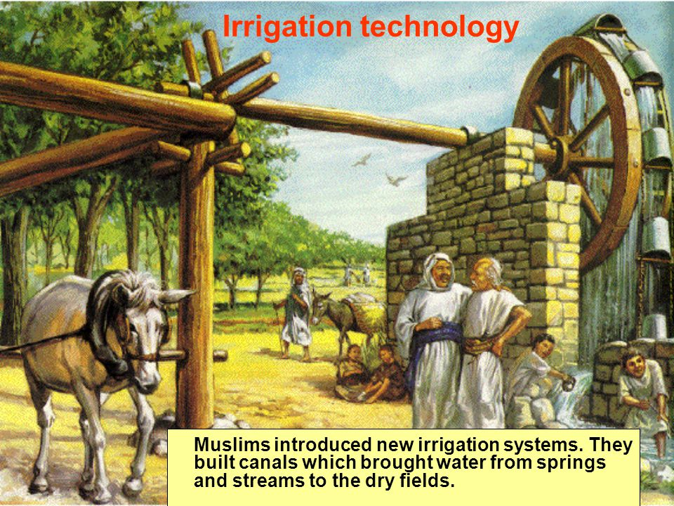 Irrigation technology