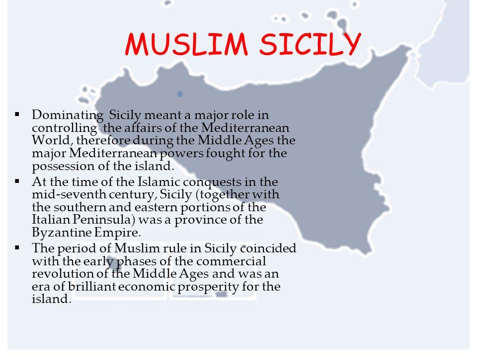 MUSLIM SICILY