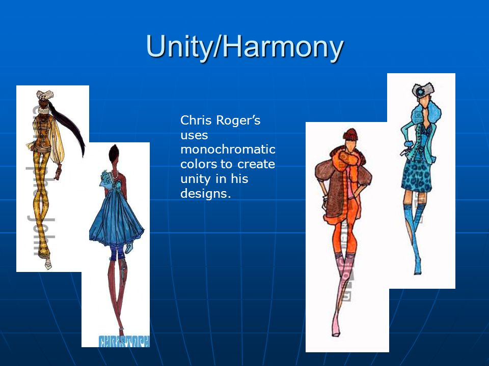 Harmony in fashion
