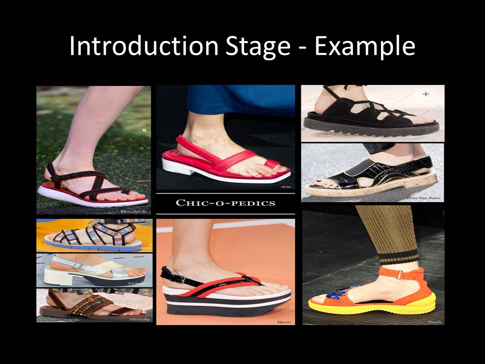 Introduction Stage - Example