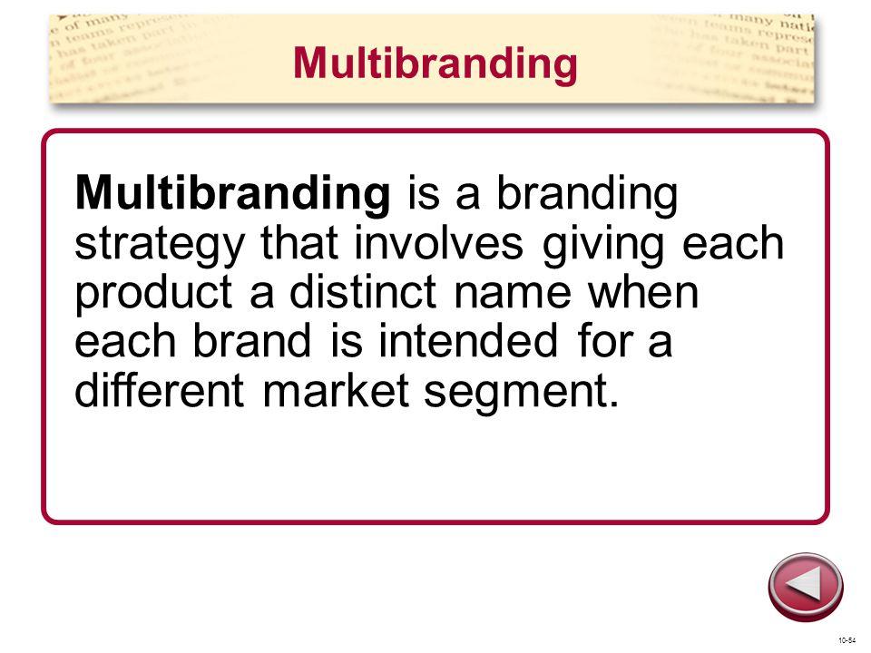 Multibranding