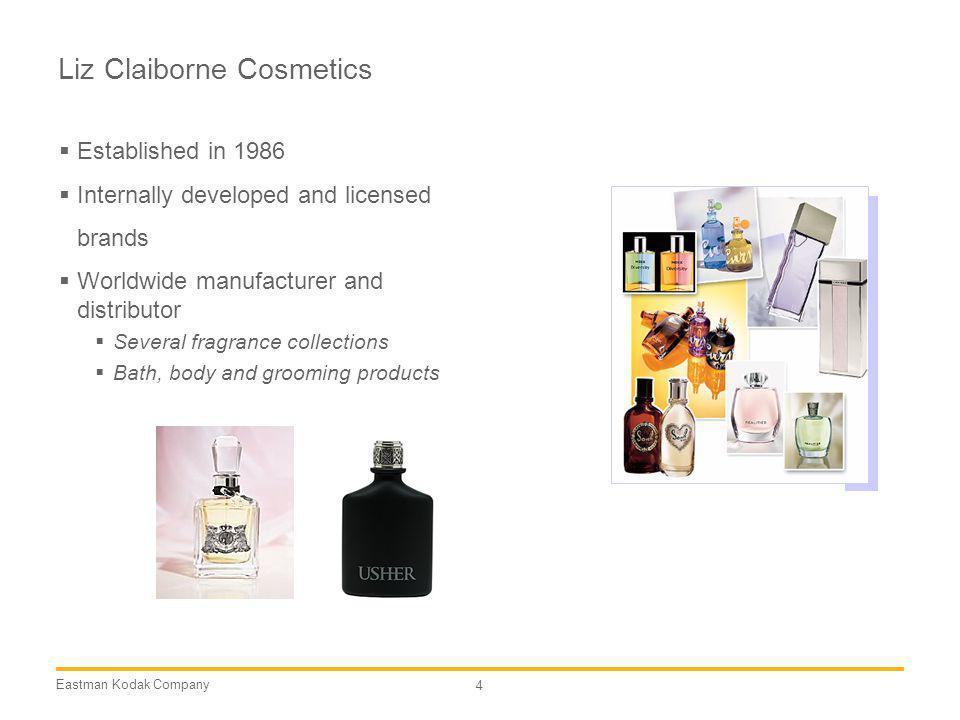 Liz Claiborne Cosmetics