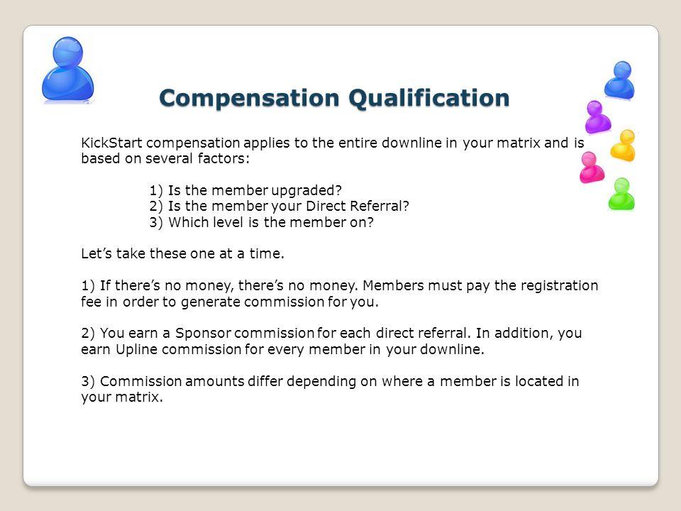 Compensation Qualification