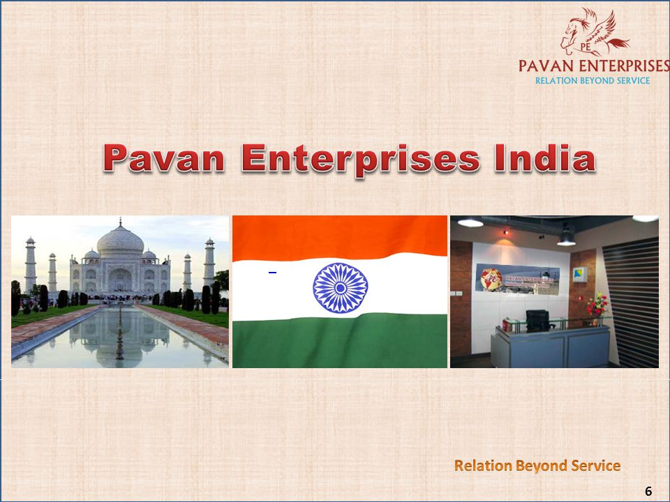 Relation Beyond Service Pavan Enterprises India