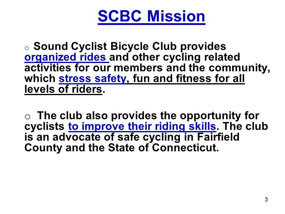 SCBC Mission