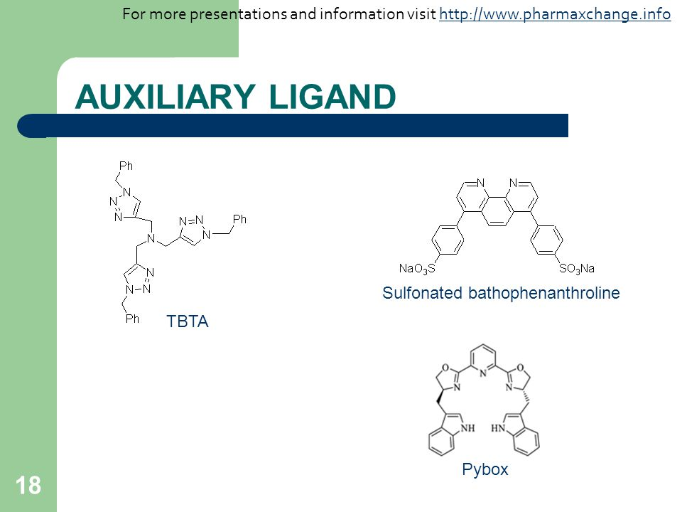 For more presentations and information visit   pharmaxchange