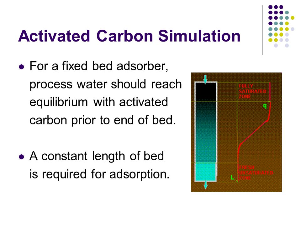 Activated Carbon Simulation