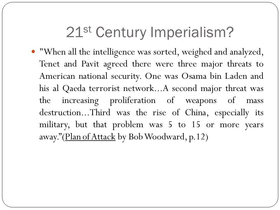 21st Century Imperialism