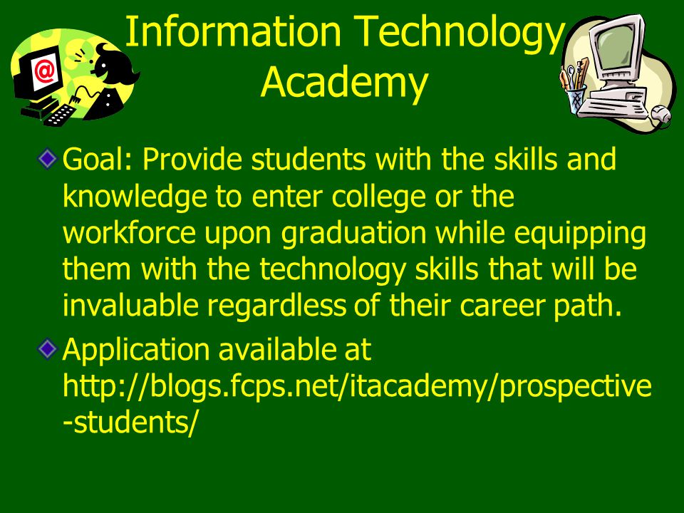 Information Technology Academy