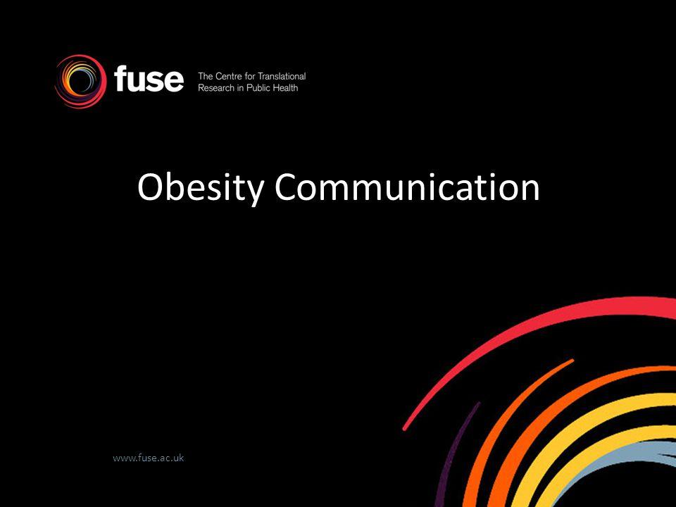 Obesity Communication