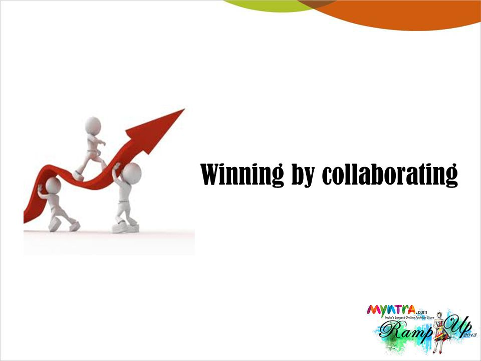 Winning by collaborating