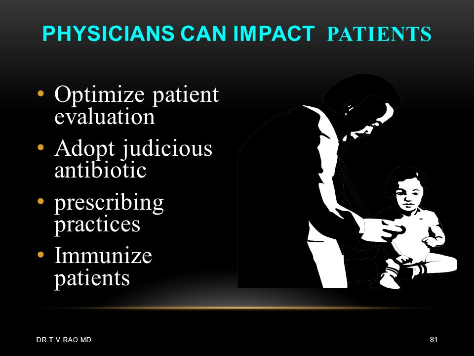 Physicians Can Impact Patients