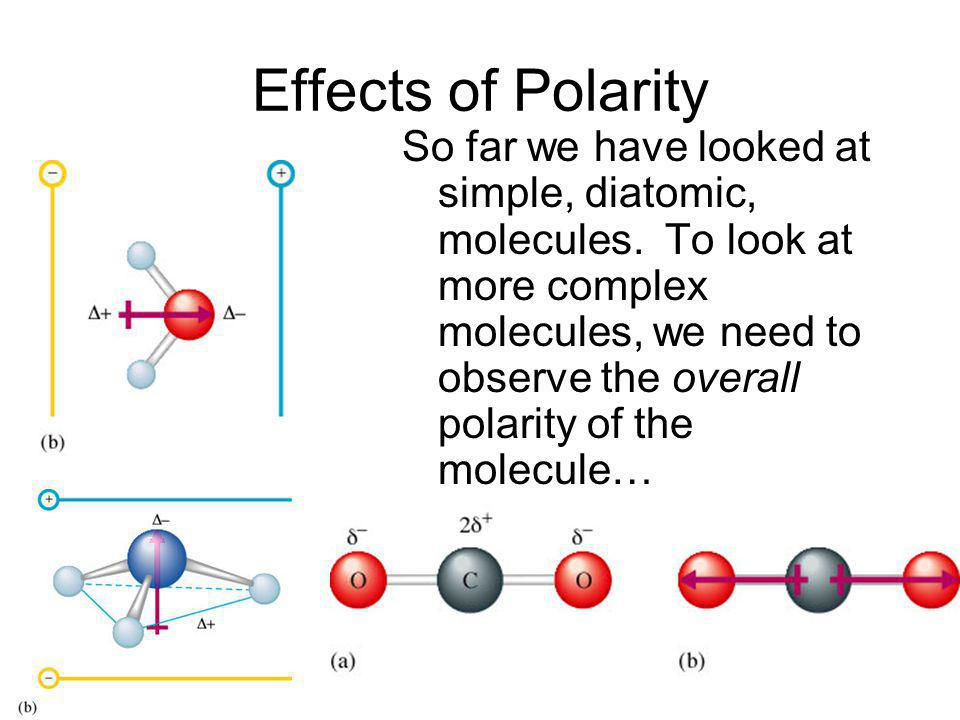Effects of Polarity