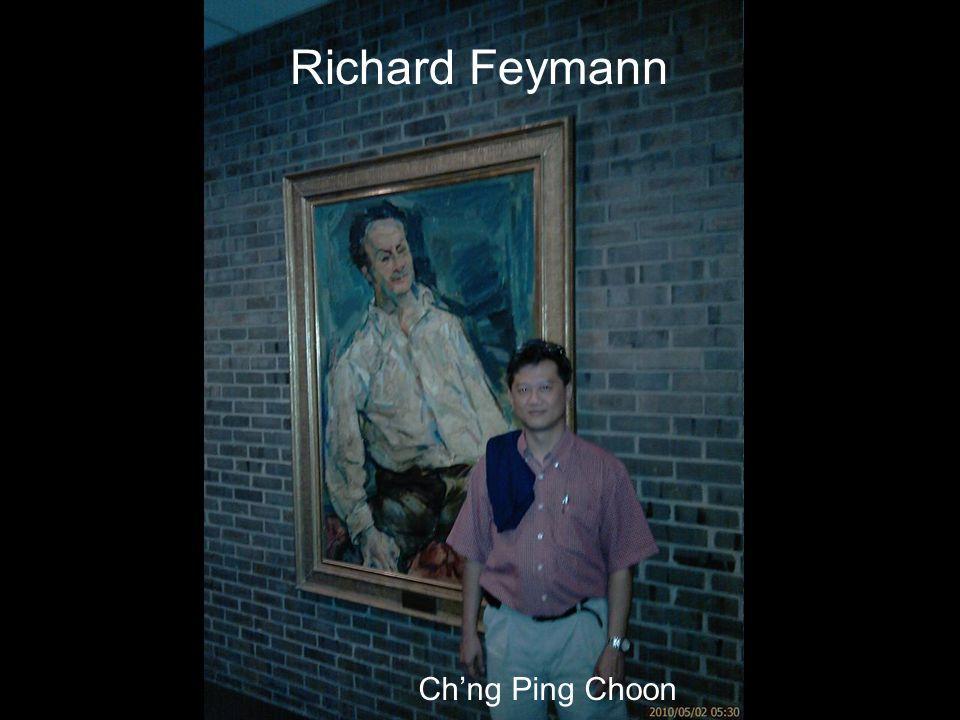 Richard Feymann Ch'ng Ping Choon