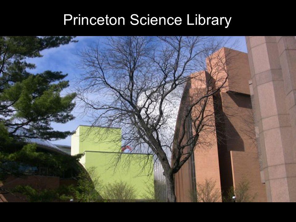 Princeton Science Library