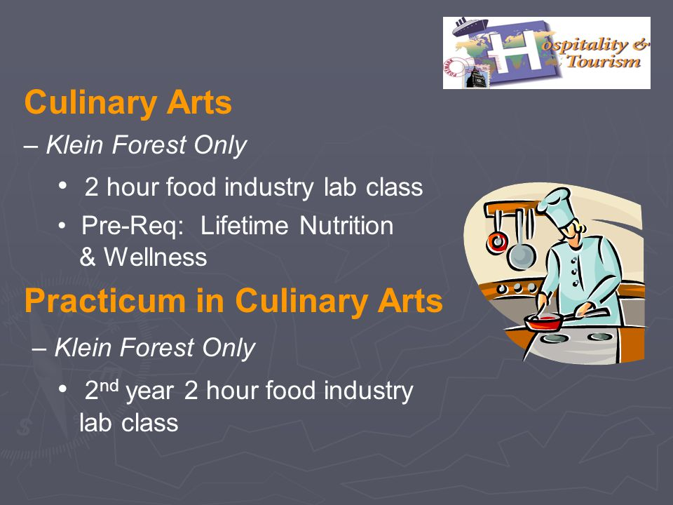 Practicum in Culinary Arts