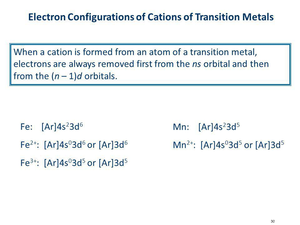 Electronic Structure of Atoms & Periodic Table - ppt download