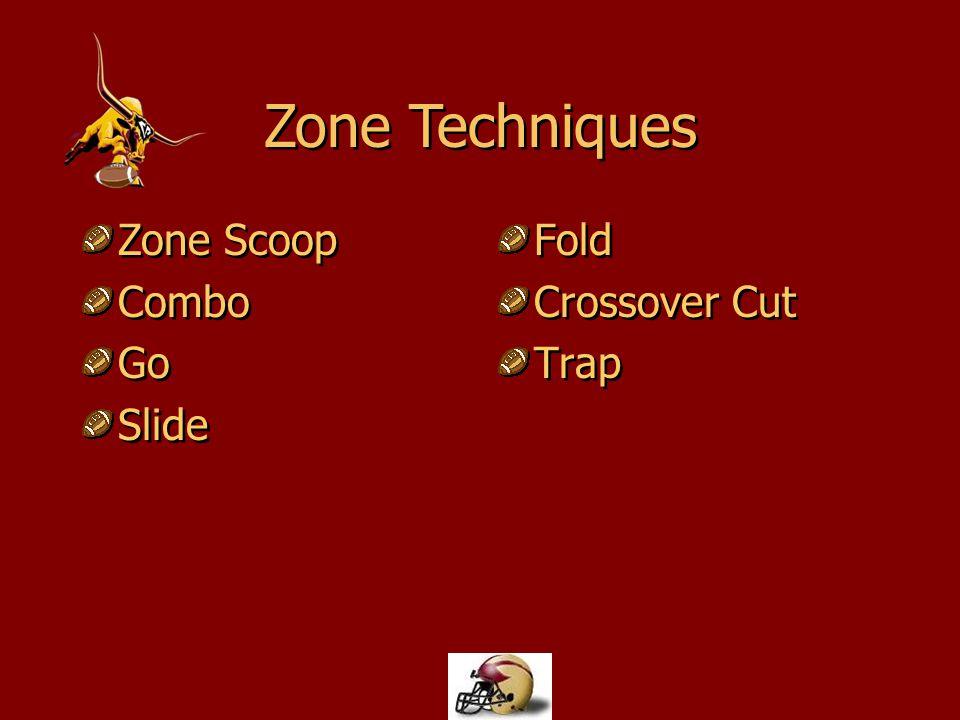 Zone Techniques Zone Scoop Combo Go Slide Fold Crossover Cut Trap