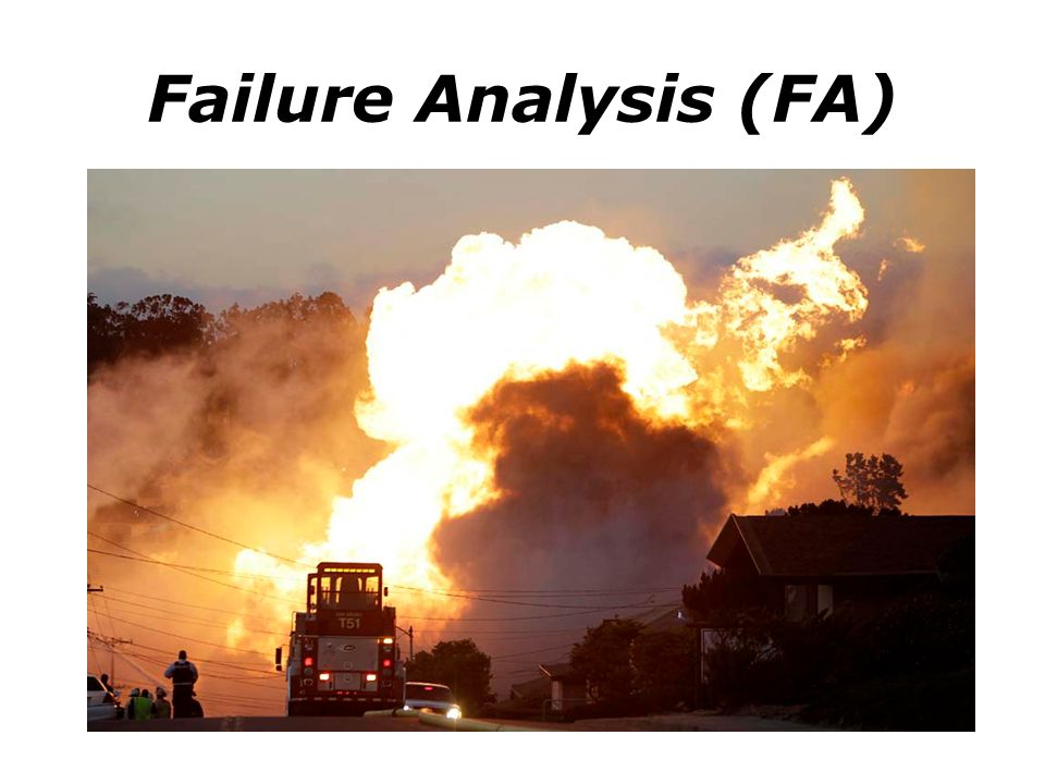 Failure Analysis (FA)