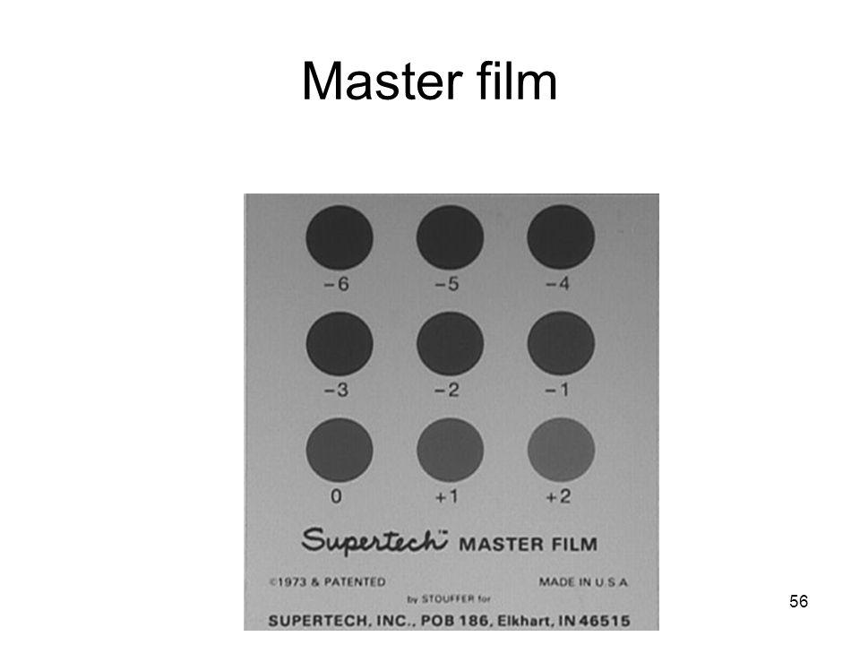 Master film
