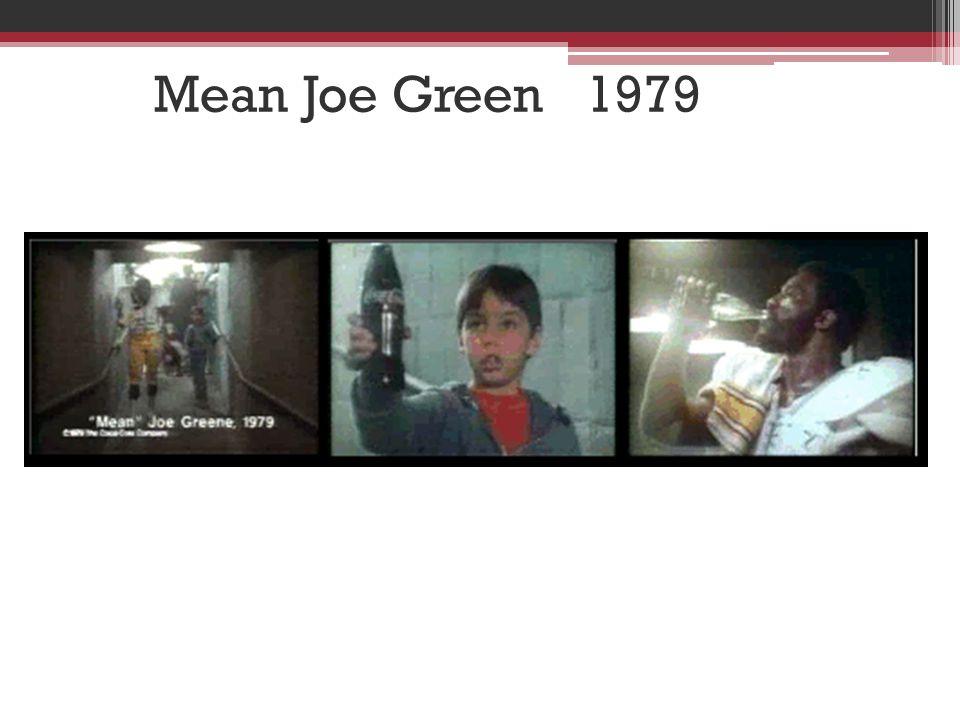 Mean Joe Green 1979