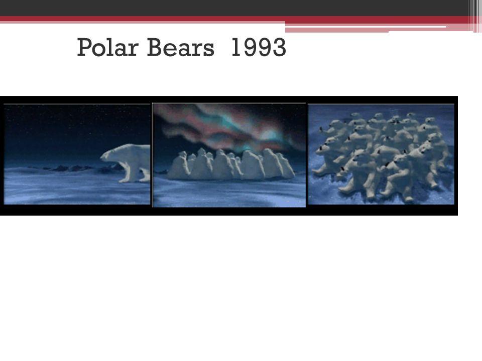 Polar Bears 1993