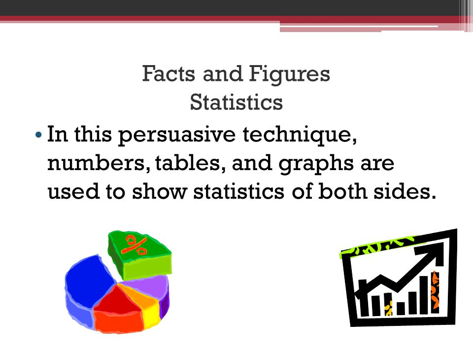 Facts and Figures Statistics