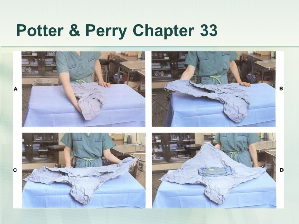 Potter & Perry Chapter 33