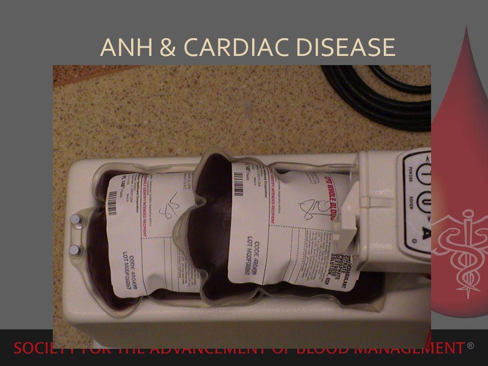 ANH & CARDIAC DISEASE