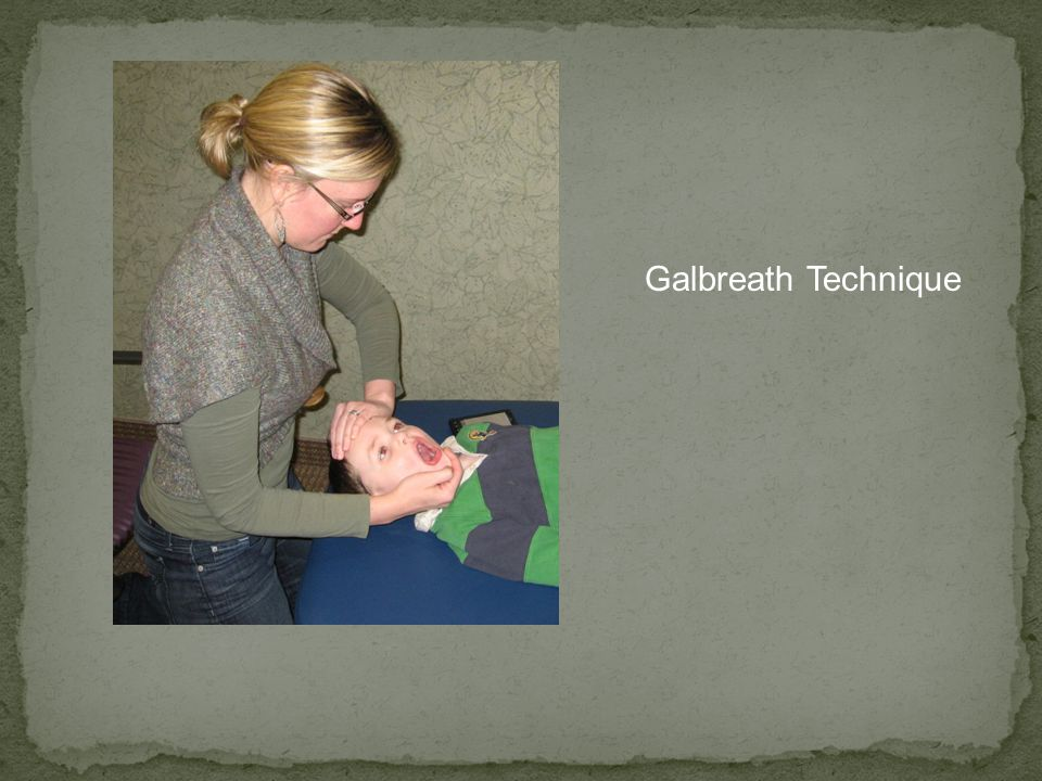 Galbreath Technique