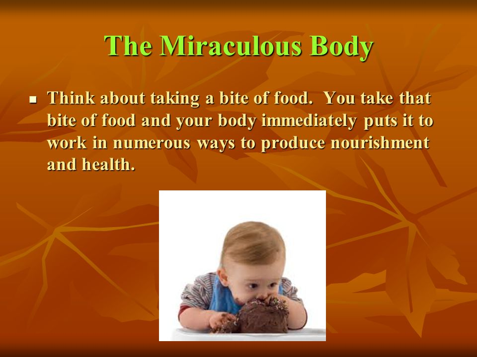 The Miraculous Body