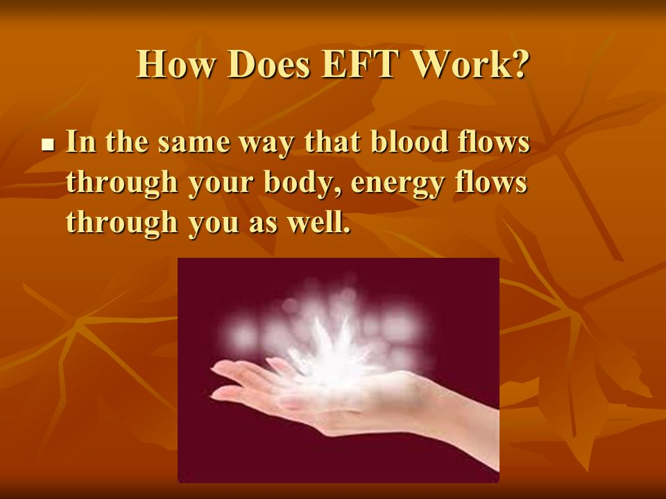 How Does EFT Work.