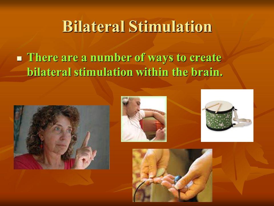 Bilateral Stimulation