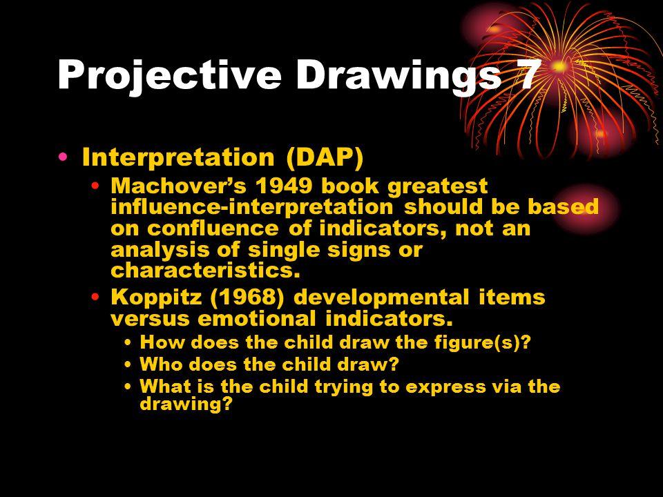 Projective Drawings 7 Interpretation (DAP)