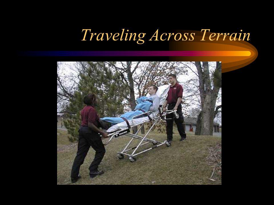 Traveling Across Terrain