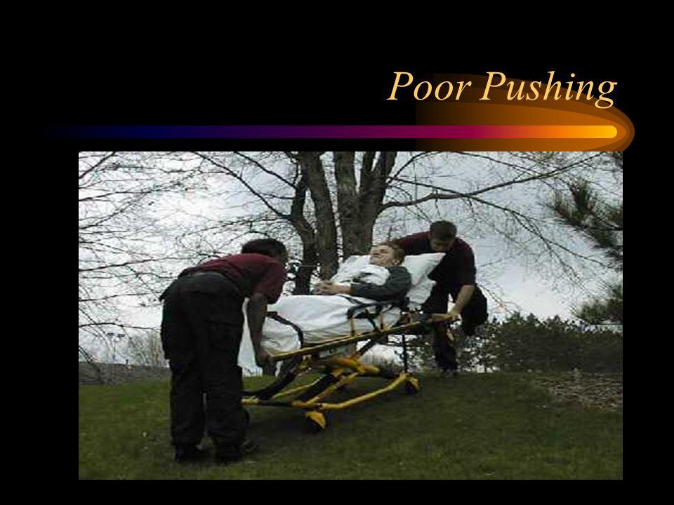 Poor Pushing