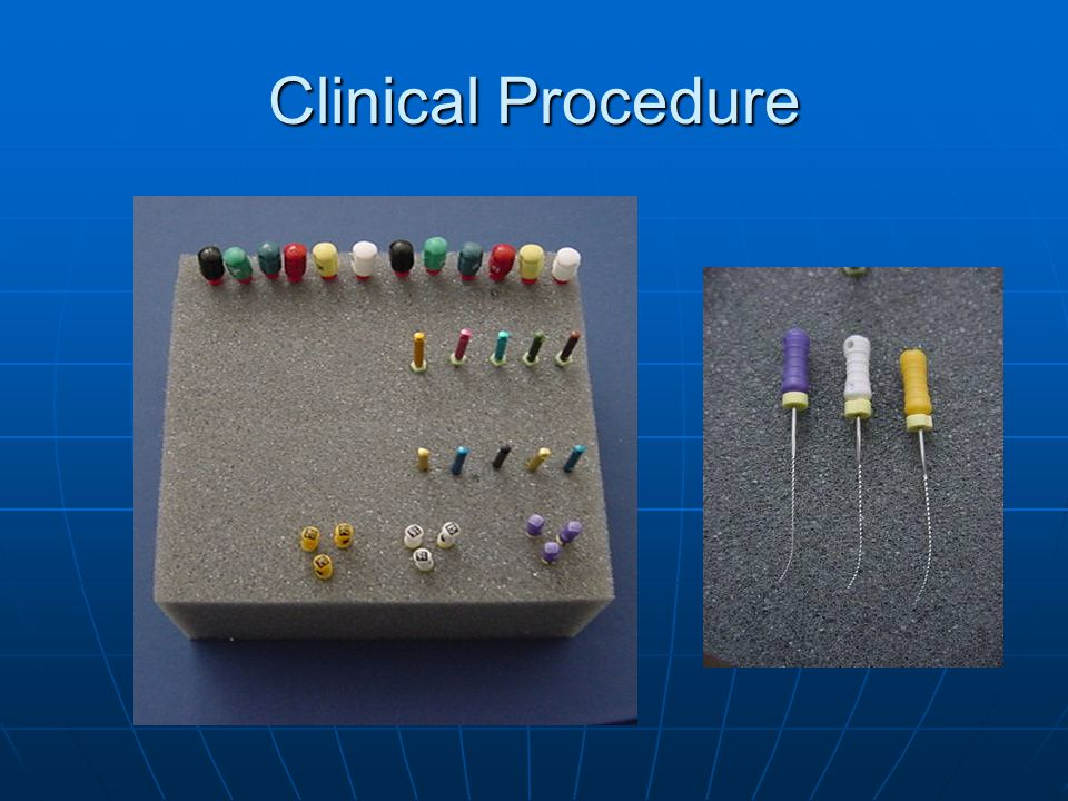 Clinical Procedure