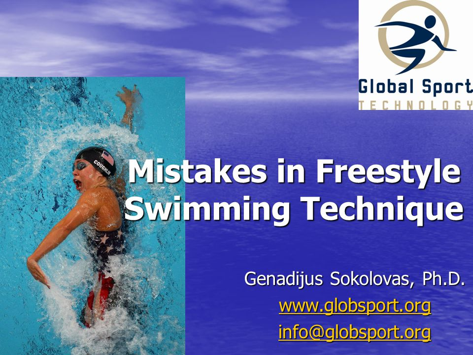 Mistakes in Freestyle Swimming Technique