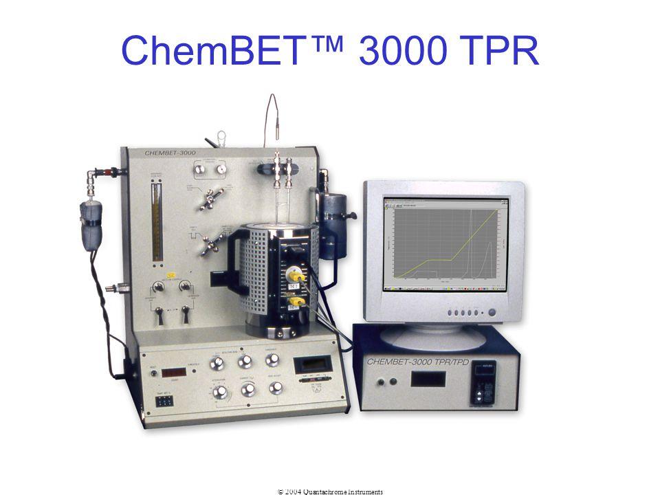 ChemBET™ 3000 TPR