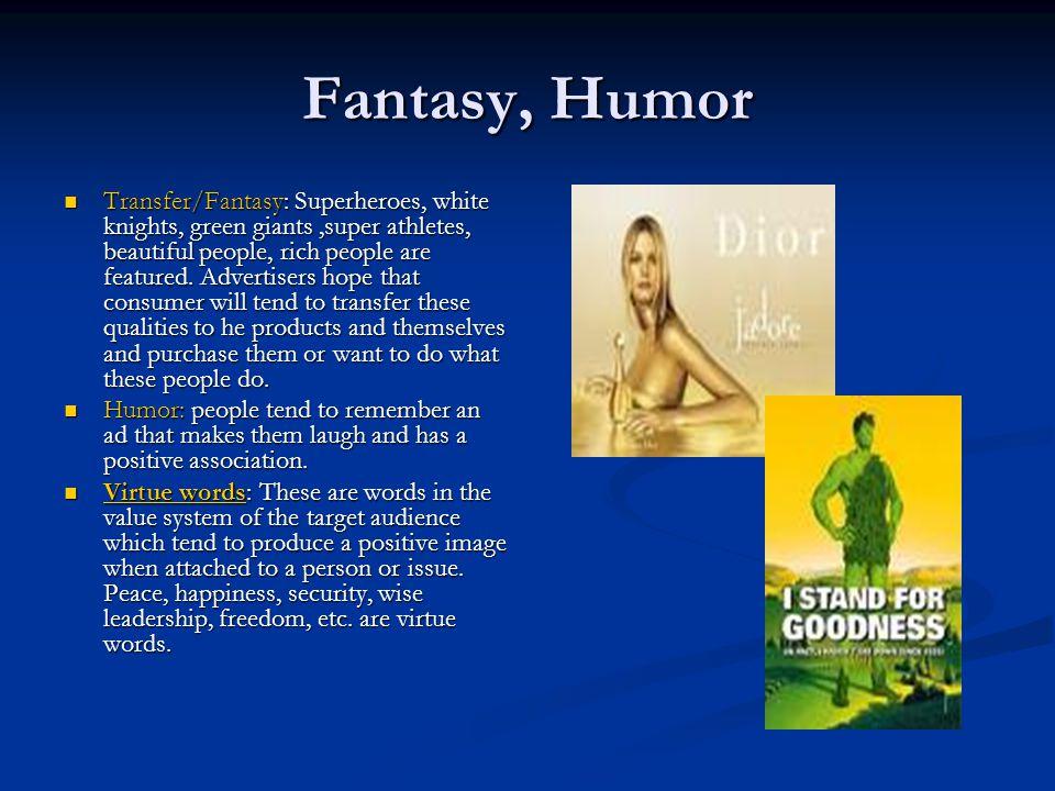 Fantasy, Humor