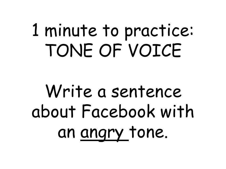 Write a sentence about Facebook with an angry tone.