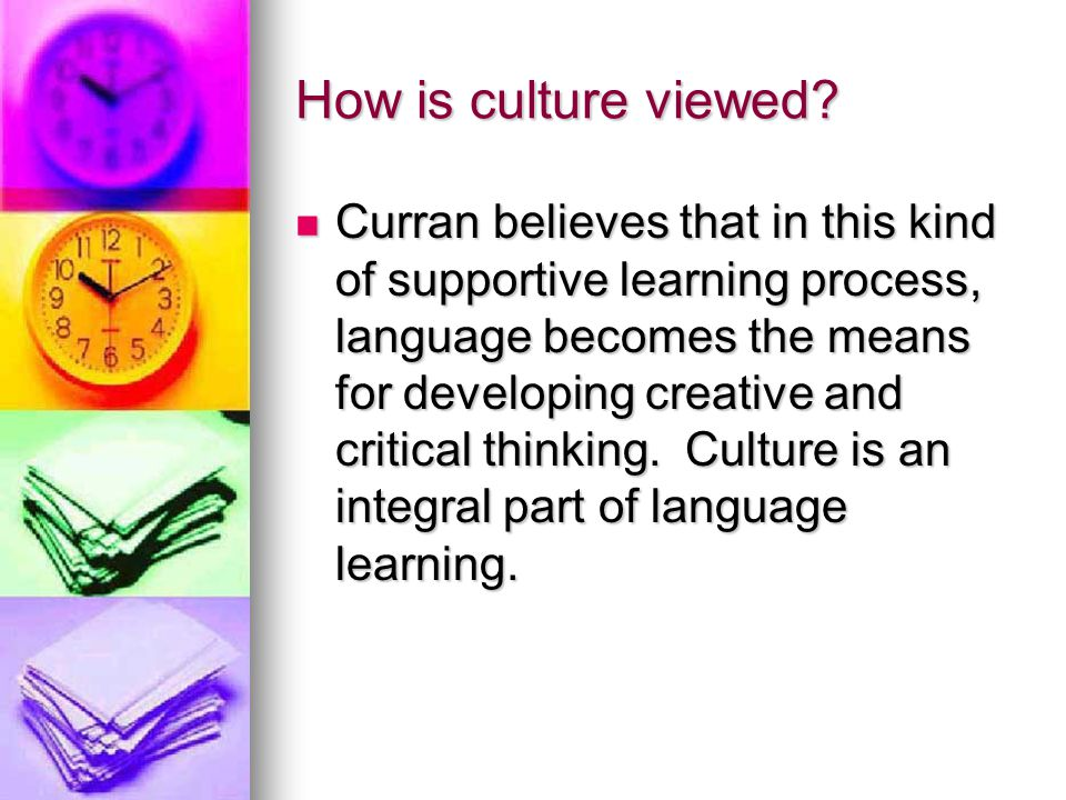 How is culture viewed
