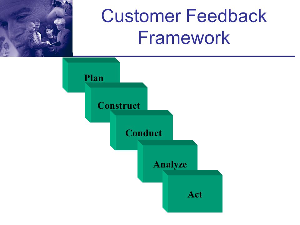 Customer Feedback Framework